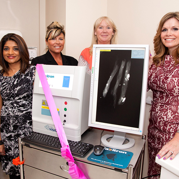 New Biopsy Machine for Wigan Hospital