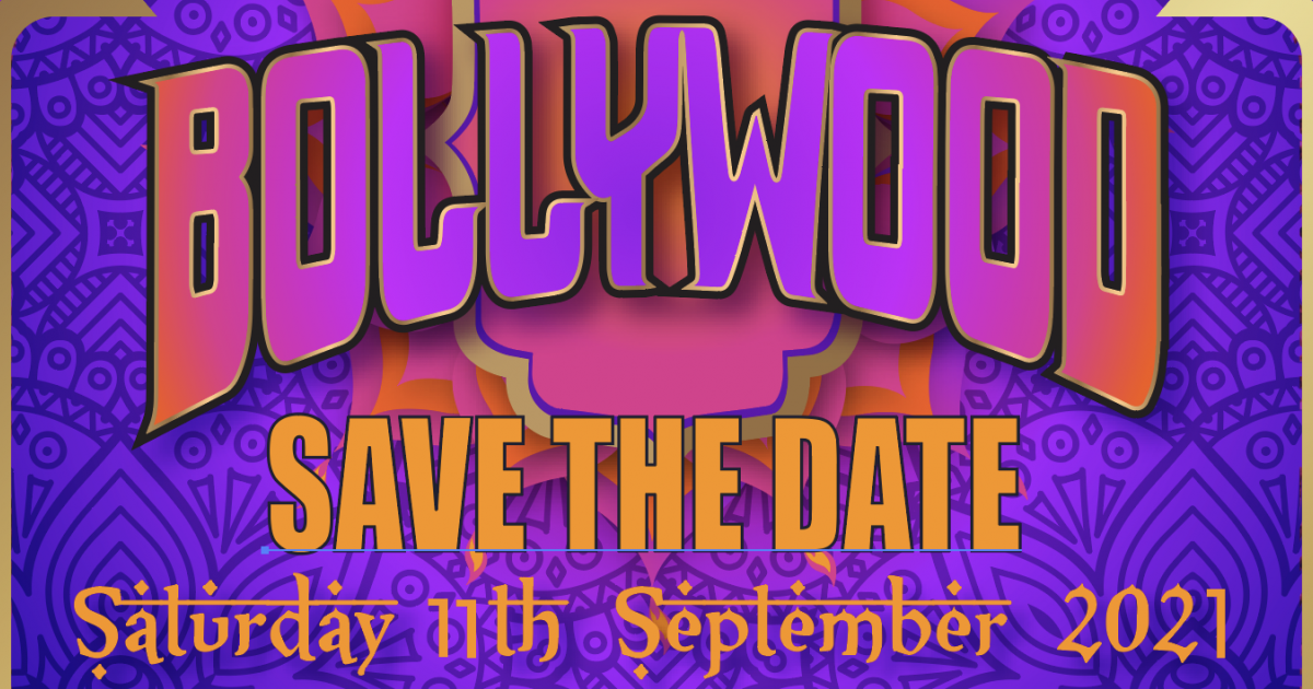 BOBC Bollywood Ball - Save the Date