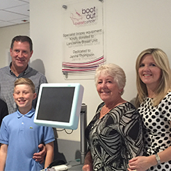 Chorley Hospital New Equipment
