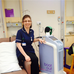 Leighton Hospital New Equipment