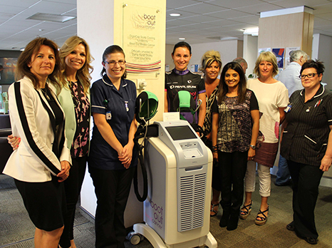 Bolton hospital new equipment